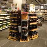 """Sales Promotion """"Deutsches Weintor"""" mit Selbstverkostungsmodul"""