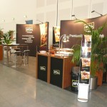 Sales Promotion Messestand Mccain