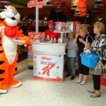 Sales Promotion Kelloggs Verkostungsaktion