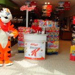 Sales Promotion Kelloggs Walking-Act
