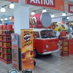 Sales Promotion Pringles POS-Event