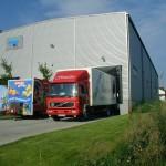 Lagerung und Logistik